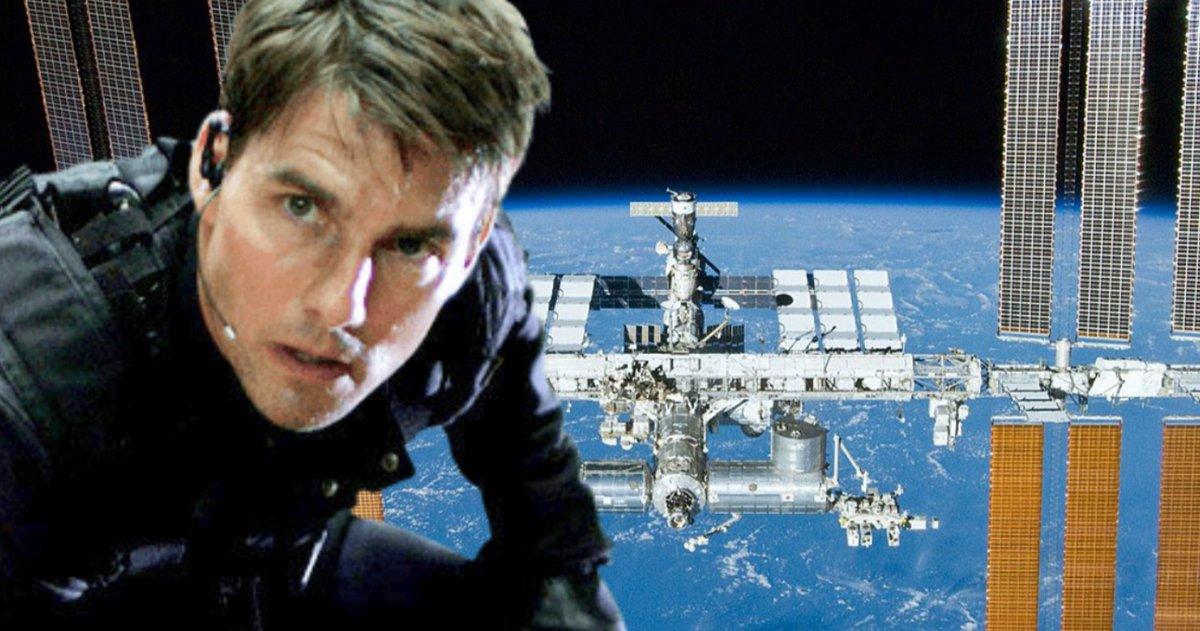 Tom Cruise Iss